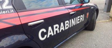 Bitonto Carabinieri Sparatoria