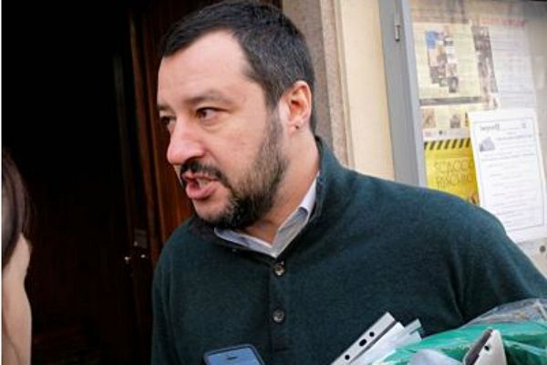 Legittima difesa, Salvini: referendum