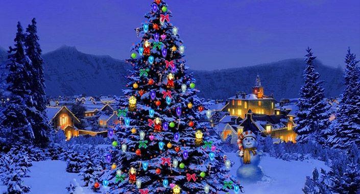 Foto Carine Di Natale.Frasi Di Auguri Di Natale Piu Belle