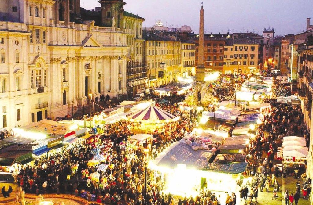 Roma mercatini di natale 2016 date e orari - Mercatino di natale piazza mazzini roma ...