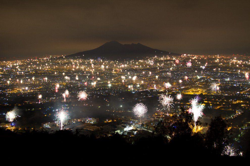 Nainggolan, Capodanno di luci e ombre