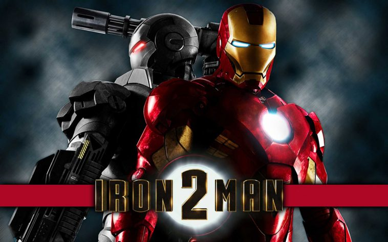 iron man 2 film