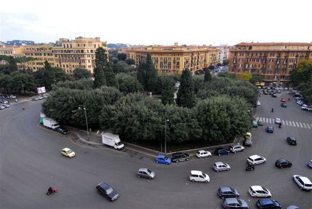 Piazza Mazzini Roma