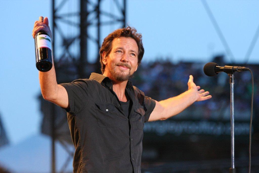 Ed Vedder Tour