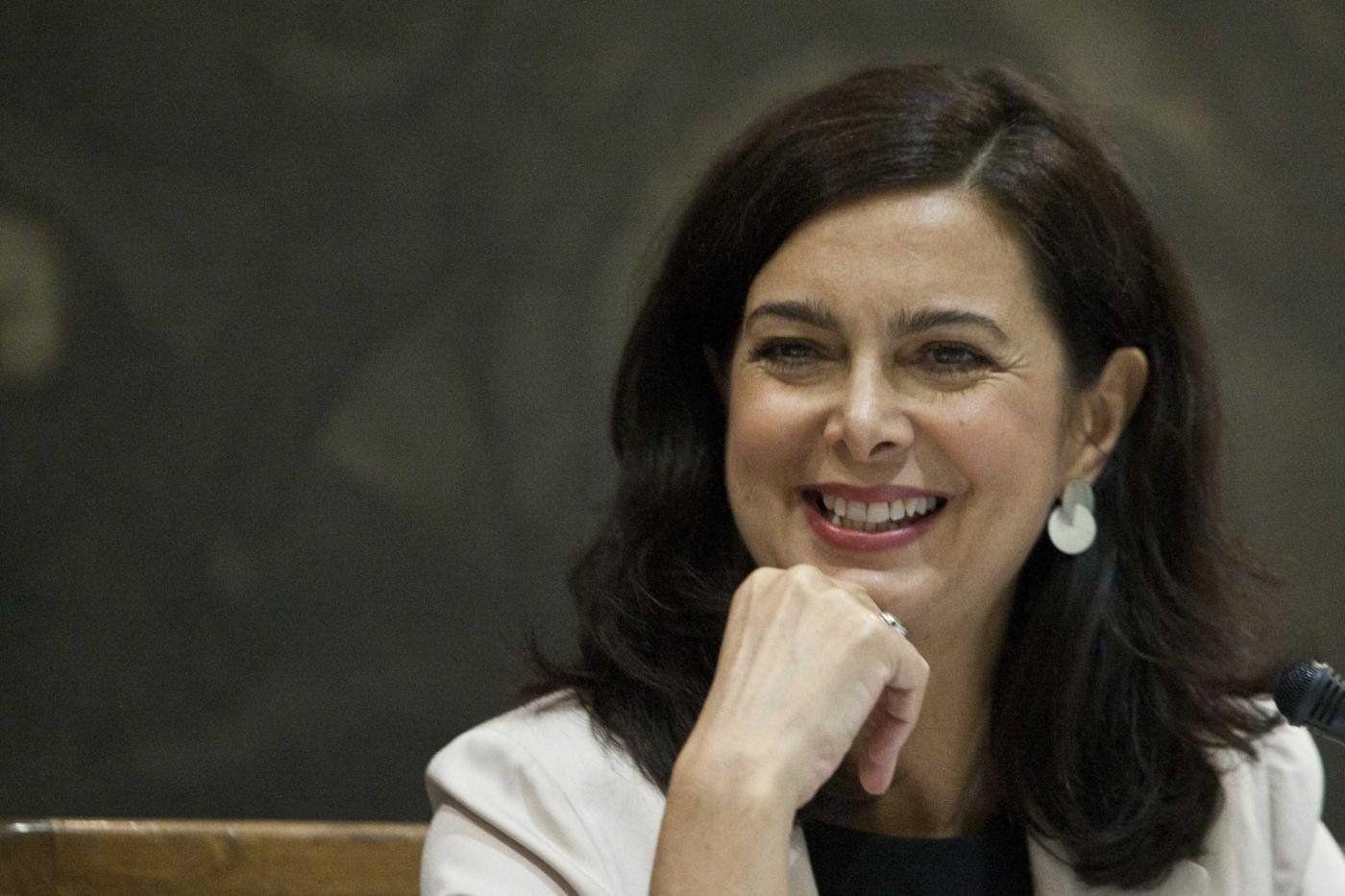 Laura boldrini oggi il compleanno biografia e carriera for Presidente della camera attuale