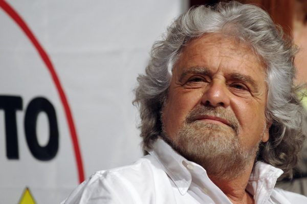 Restyling del blog di Beppe Grillo, scompare il Movimento 5 Stelle
