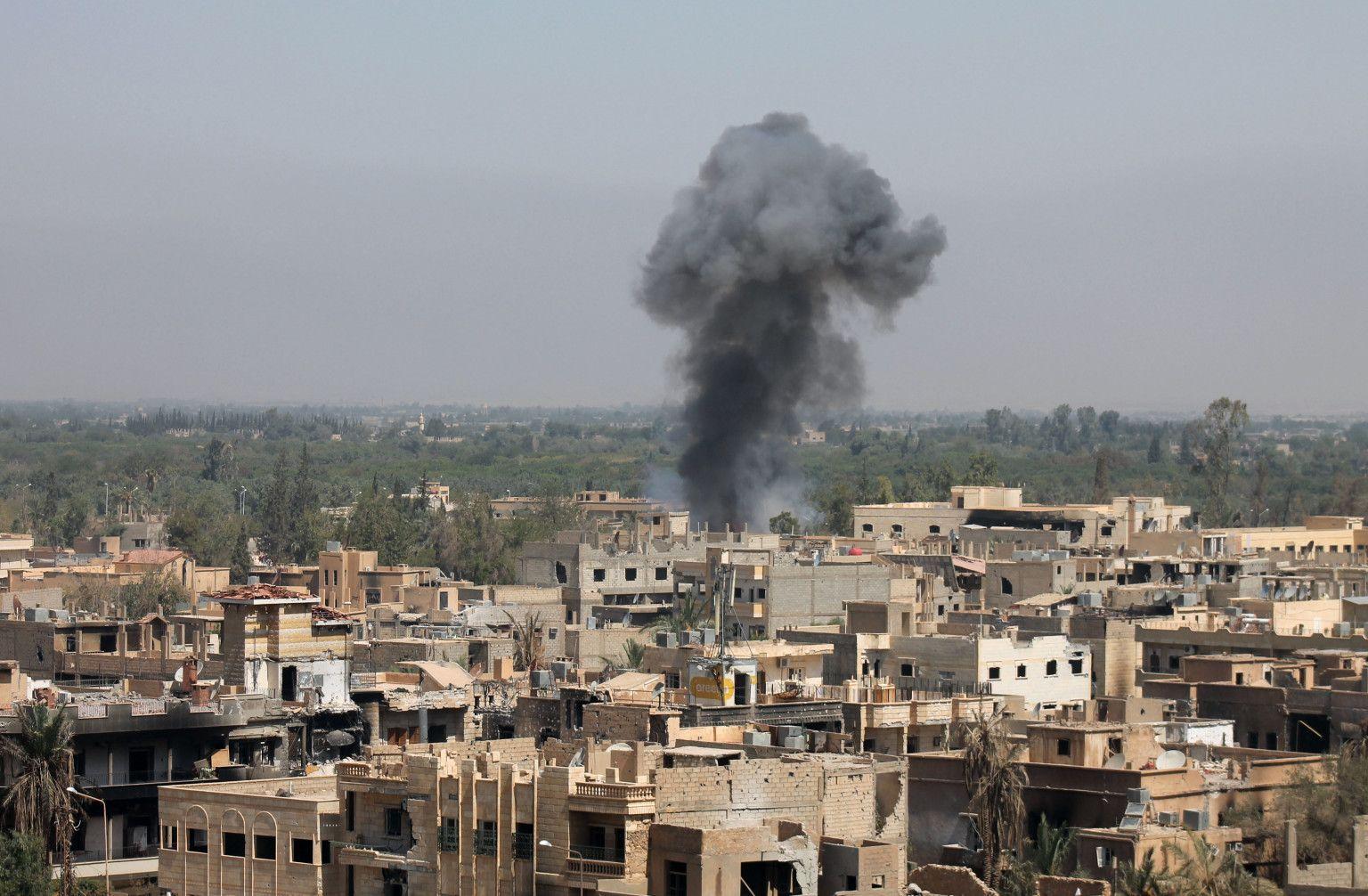 Siria: blitz Israele, esplosione e incendio a aeroporto Damasco