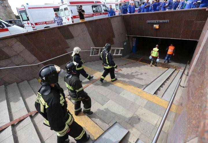 Bruxelles, esplosione in stazione