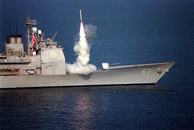 Guerra in Siria, Stati Uniti lanciano missili contro base aerea di Sharya - ItaliaPost.it