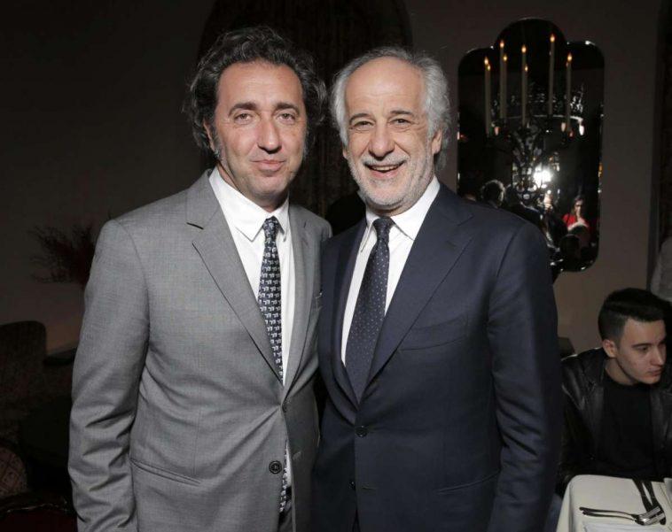 Toni Servillo e Sorrentino