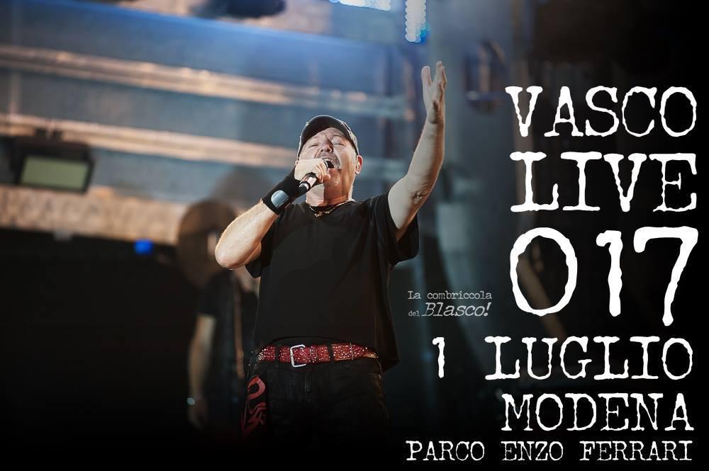 Musica: Vasco Rossi, 'grazie Modena capitale mondiale rock'