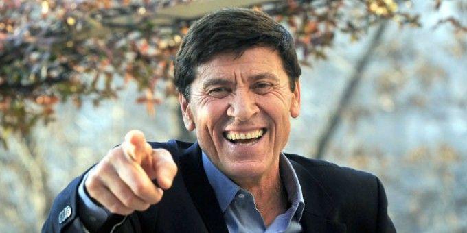 Morandi cade dal palco del concertone di Palermo mentre canta