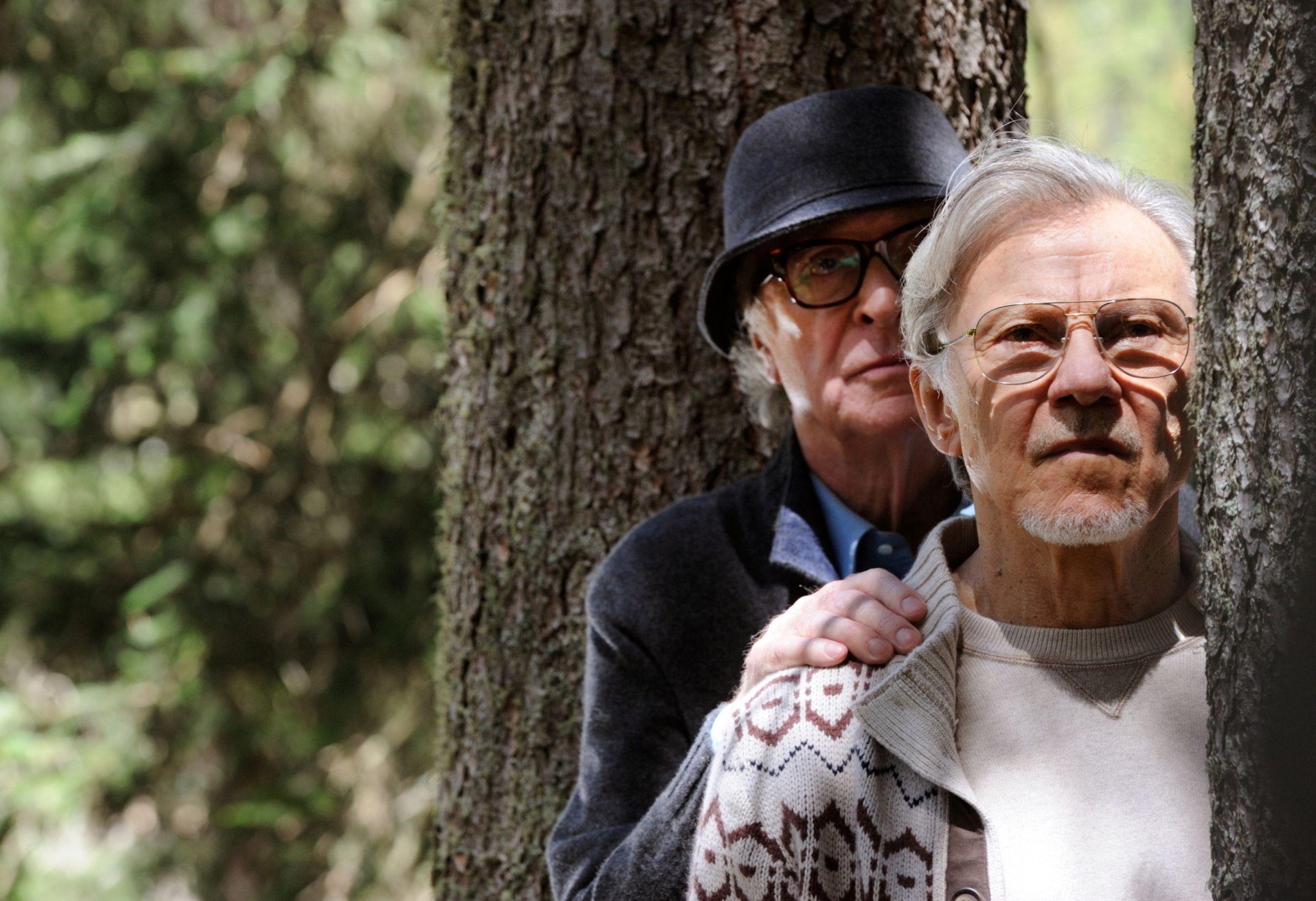 La giovinezza di Paolo Sorrentino, con Michael Caine, Harvey Keitel e