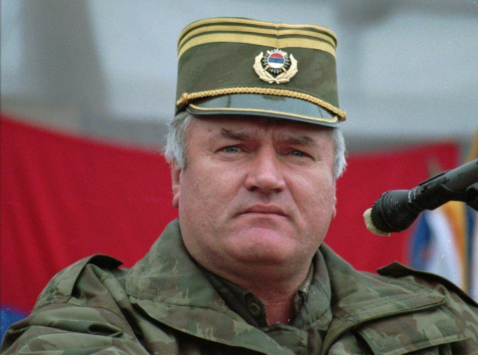 Jugoslavia, Ratko Mladic condannato all'ergastolo