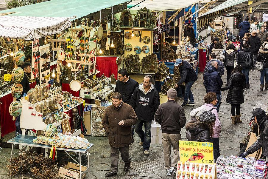 Mercatini Di Natale A Napoli Foto.Mercatini Di Natale A Napoli Date Ed Eventi