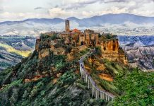 Civita borgo UNESCO