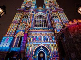 London Lumiere festival