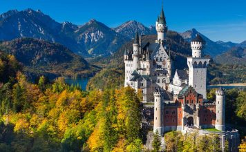 Strada Romantica Germania Itinerario