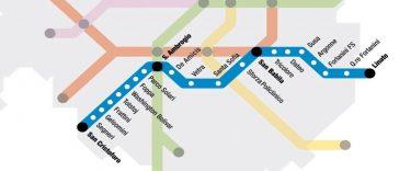 metro 4 Milano percorso