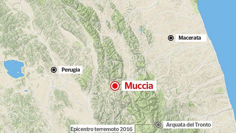 Terremoti in italia italia post for Ingv lista terremoti di oggi