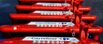 Carrefour Google accordo spesa